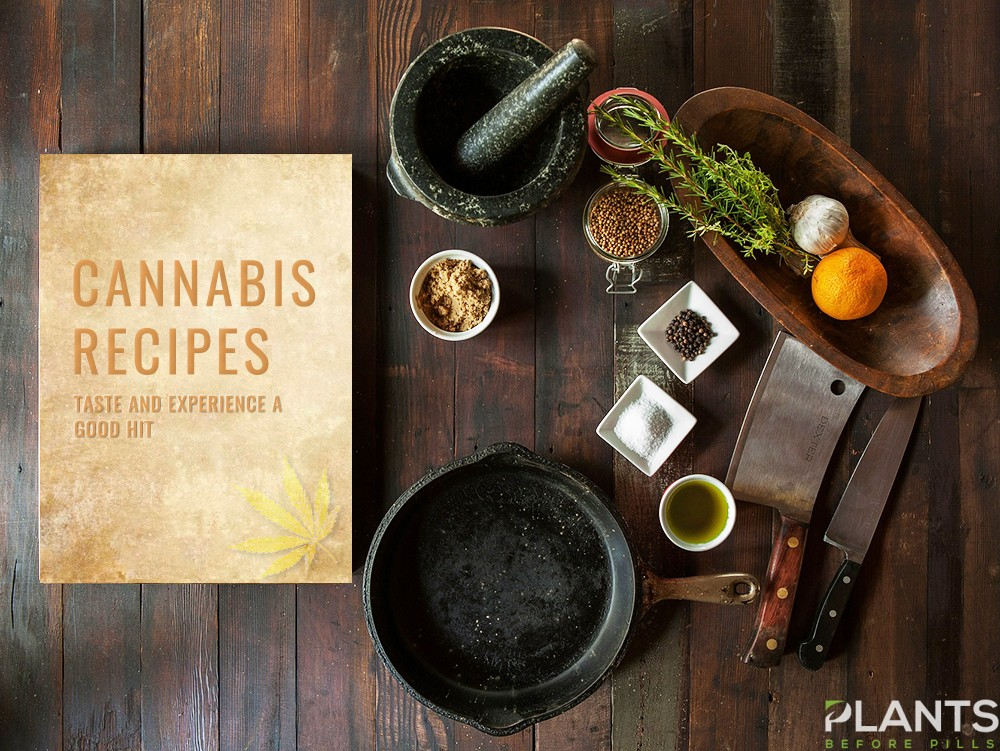 Recipes for Cannabis