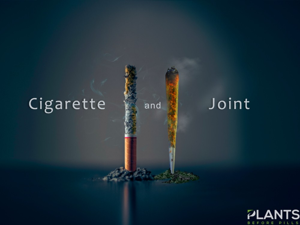 Joint is Better than Cig