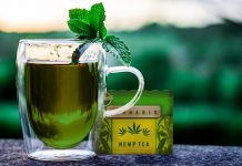 Cannabis Teas