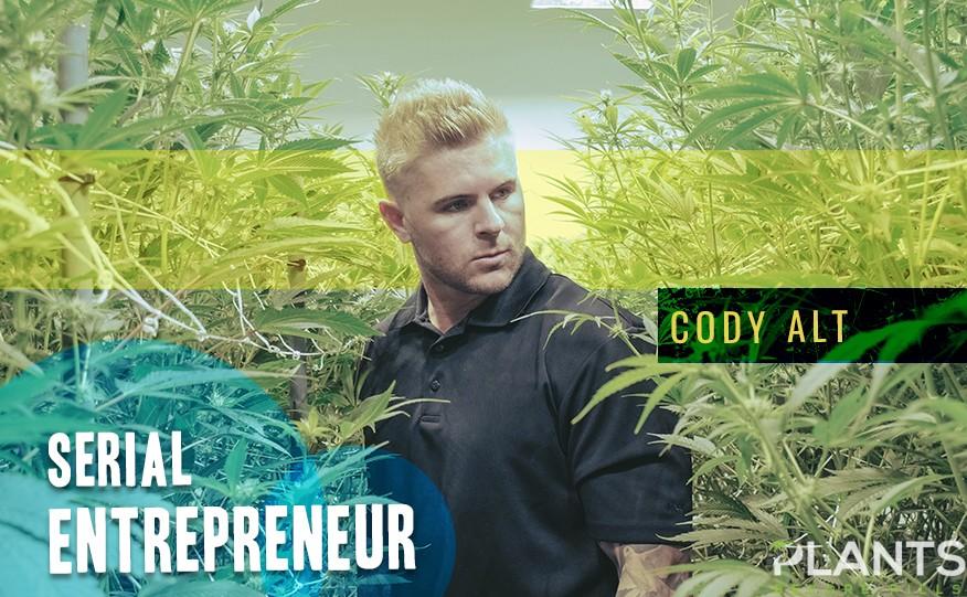 Cannabis Entrepreneur Cody