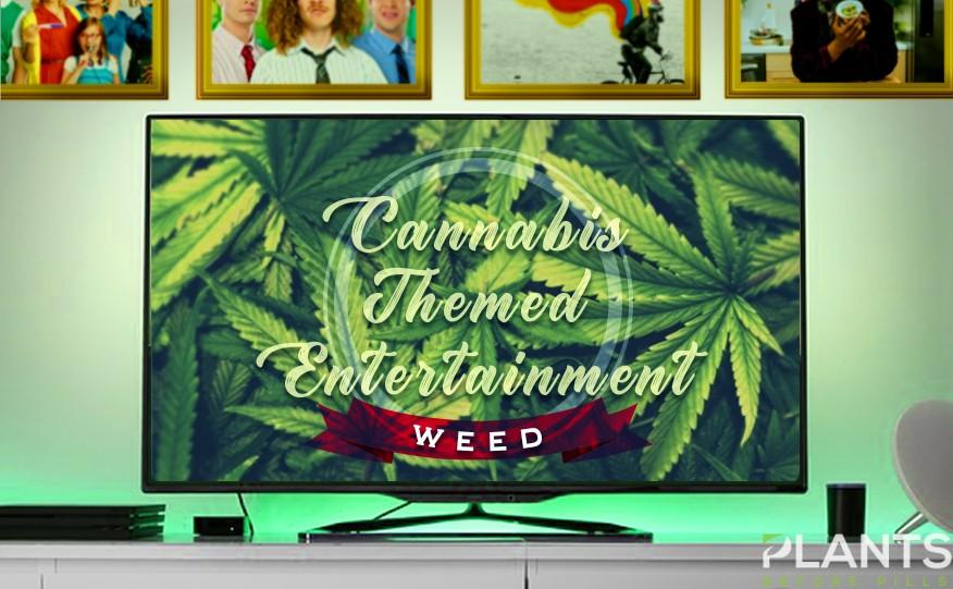 Cannabis Themed Shows