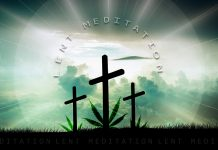 Cannabis and Lent