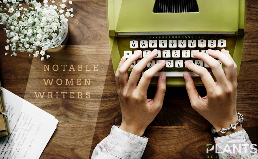 Cannabis and Women Writers