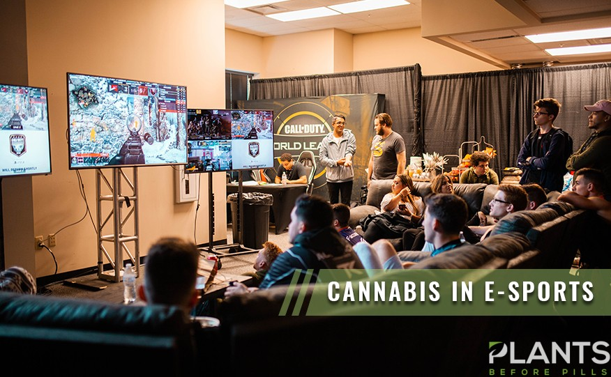 ESports and Cannabis
