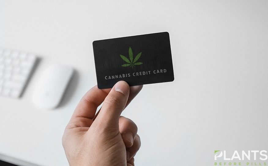 Columbia Care Cannabis Credit Card