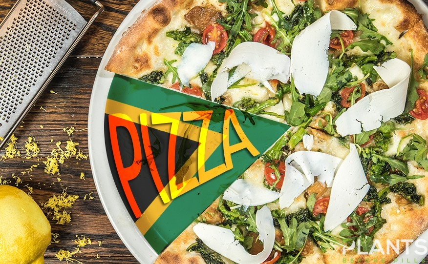 Cannabis Pizza