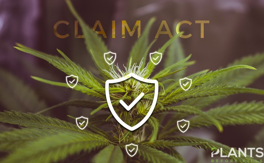 CLAIM Act - Cannabis Insurance