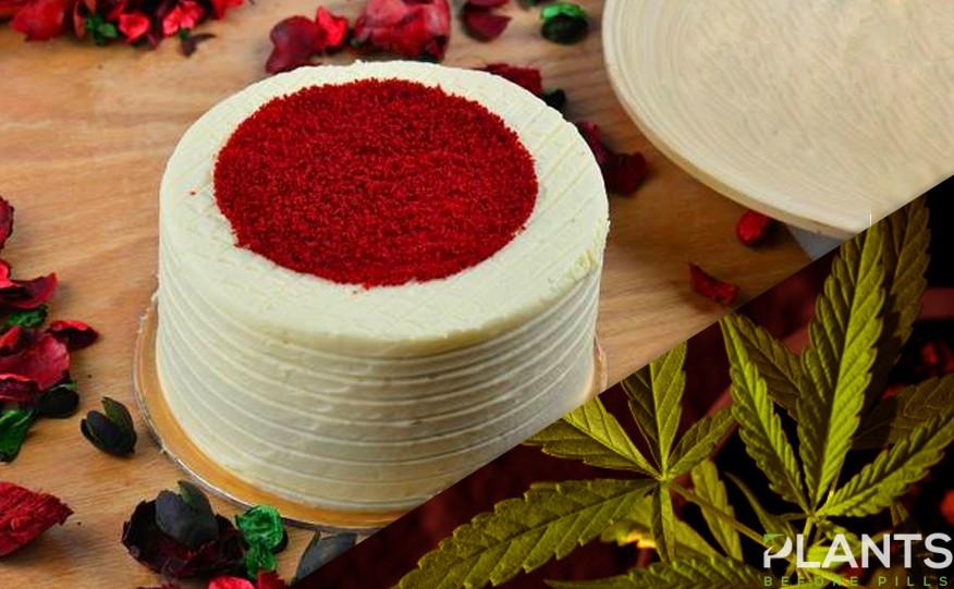 Grandpa's Marijuana Cake