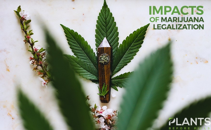 The Different Impacts of Marijuana Legalization
