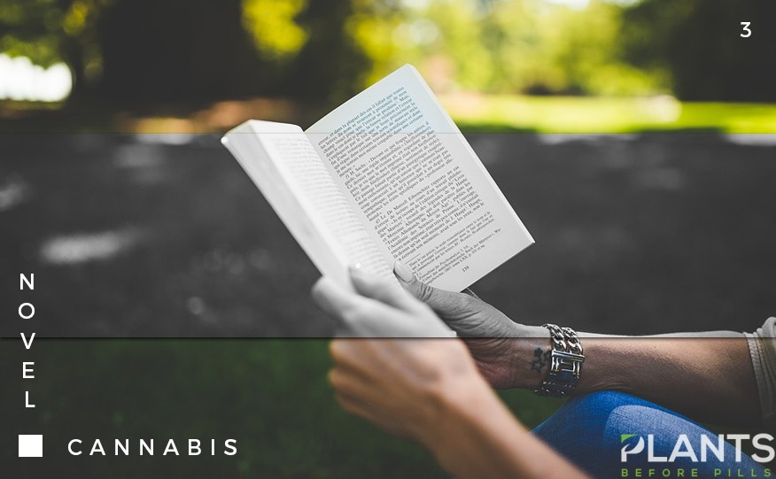 Cannabis Books and Novels