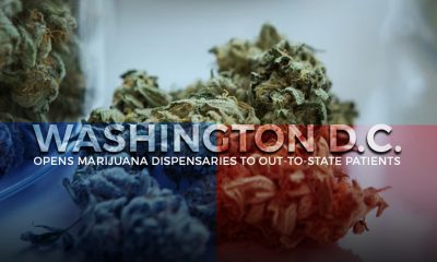 DC Opens Marijuana Dispensaries