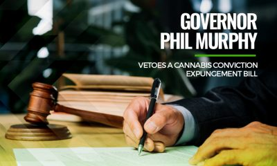 NJ Governor Vetoes Cannabis Expungement Bill