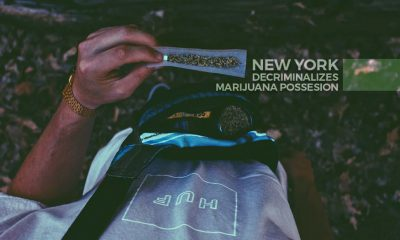 New York Decriminalize Marijuana Possession
