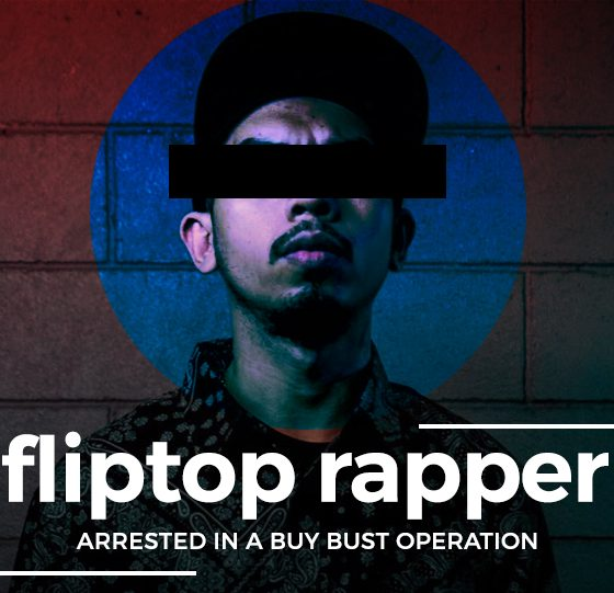 Fliptop Rapper Loonie, Arrested