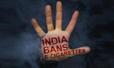 India Bans E-Cig