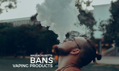 Massachusetts Bans Vaping Products