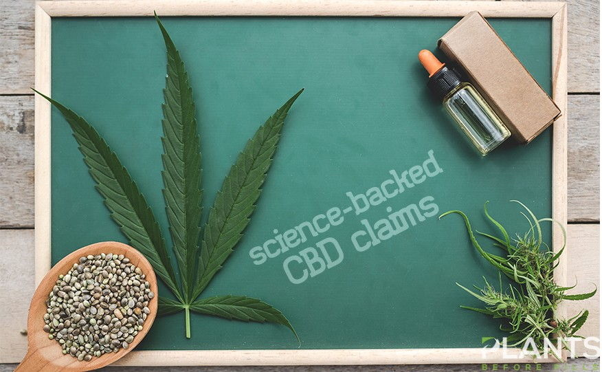 Science-Backed CBD Claims