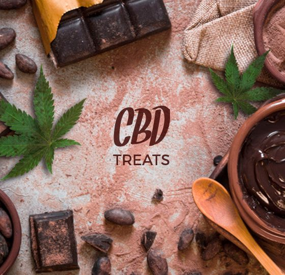CBD Treats to Give Away to Adult Trick or Treaters