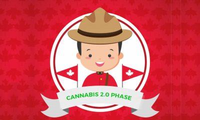 Canada Enters Cannabis