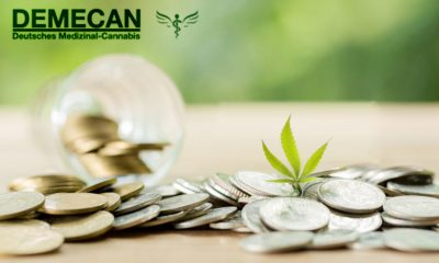 Cannabis Startup Demecan Raises €7m in Series A Funding