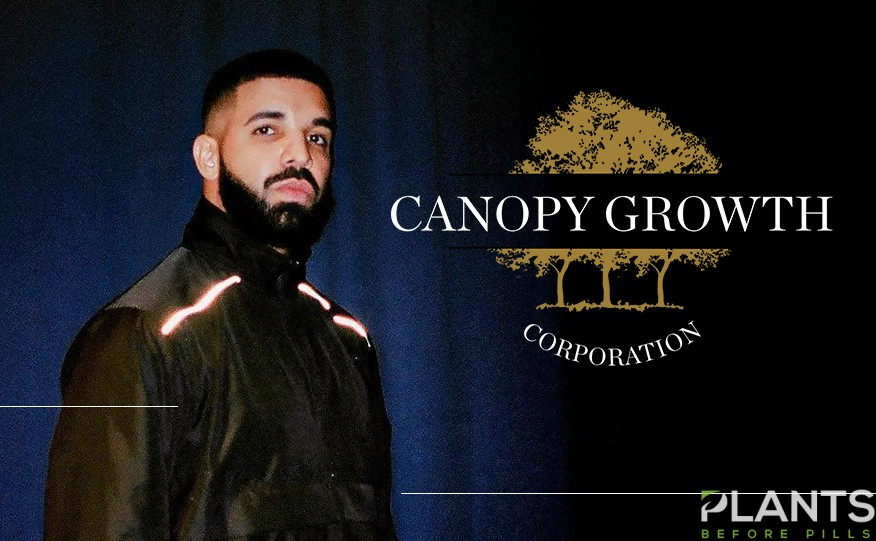 Drake Teams Up with Canopy Growth, Launches Own BrandDrake Teams Up with Canopy Growth, Launches Own Brand