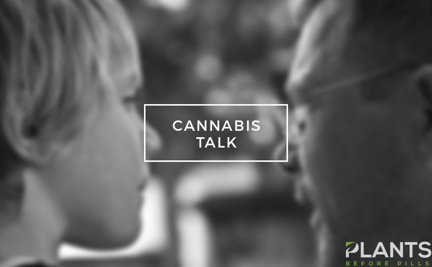How You Should Talk to Your Family About Cannabis