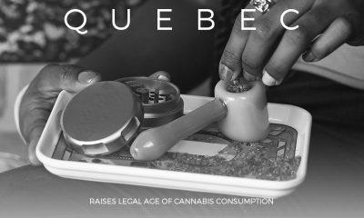 Quebec Raises Legal Age of Cannabis Consumption