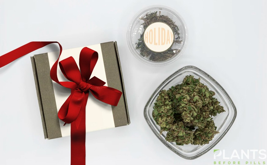 The Art of Gifting Cannabis During the Holidays