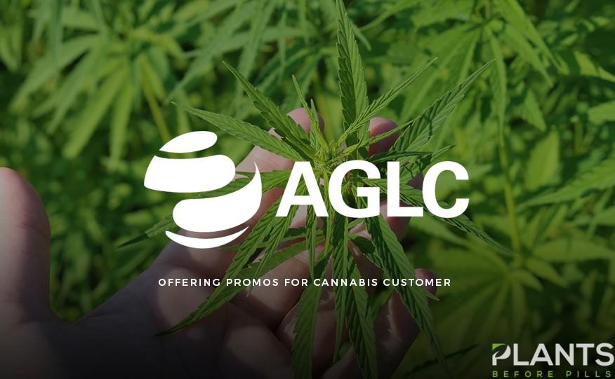 AGLC Cannabis Discounts