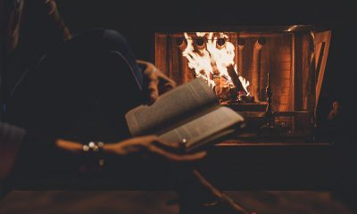 Books to read by the Fireplace