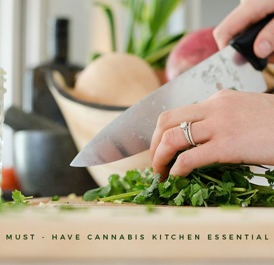 Cannabis Kitchen Essentials to Have This Holiday Season