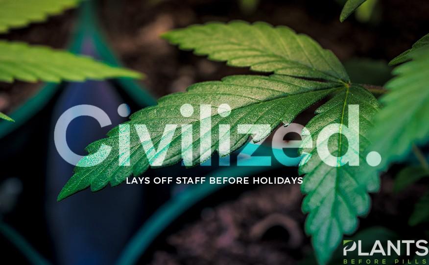Civilized Life Mag - Laid Off Staff