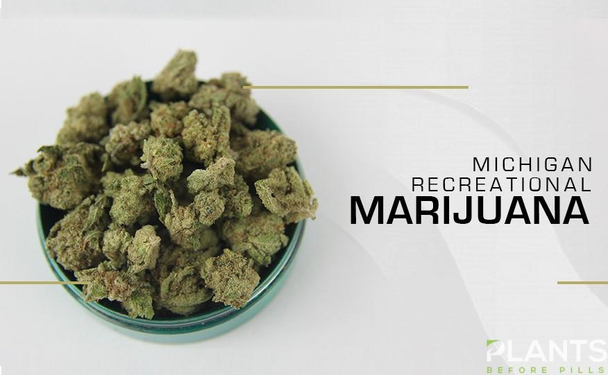 Recreational Marijuana Sales in Michigan
