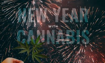 New Year with Cannabis