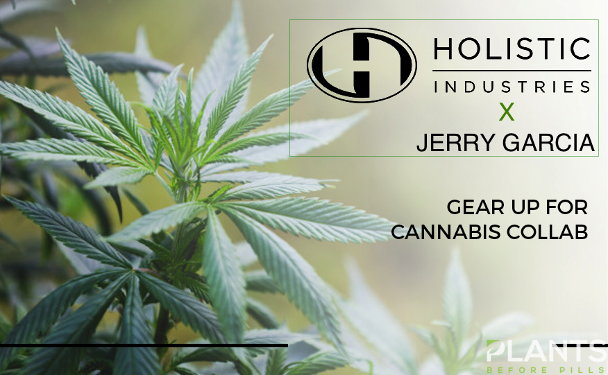 Jerry Garcia, Holistic Industries