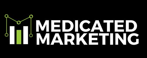 Medicated Marketing Logo