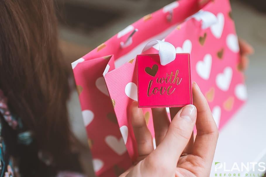 Valentines Gift, CBD, Cannabis, Marijuana