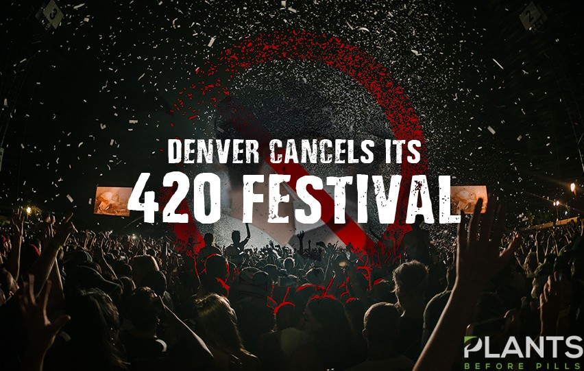 Denver Cancels its 420 Festival in View of Virus Pandemic, Coronavirus, Covid-19