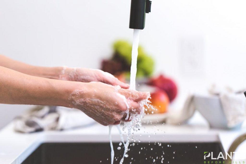 Frequent Handwashing, Covif-19, Corona