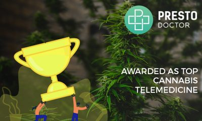 PrestoDoctor Snags Top Cannabis Telemedicine Award