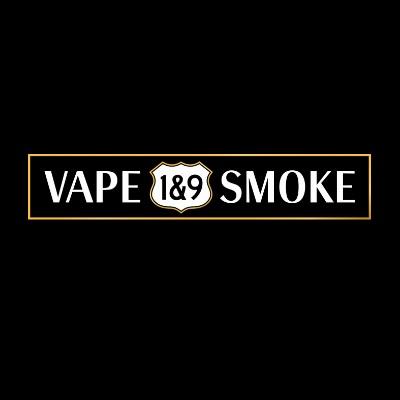 Logo - 1 & 9 Vape Smoke