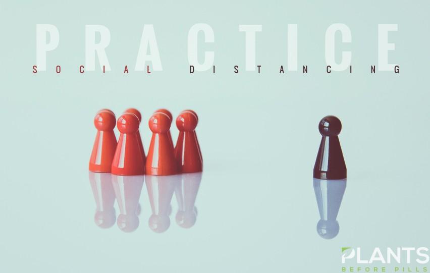 Practicing Social Distancing