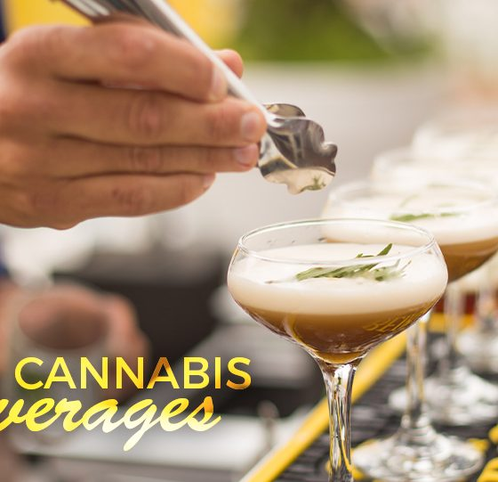 cannabis beverages