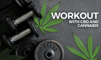 how to workout with cbd