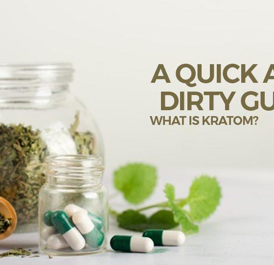what is kratom - guide