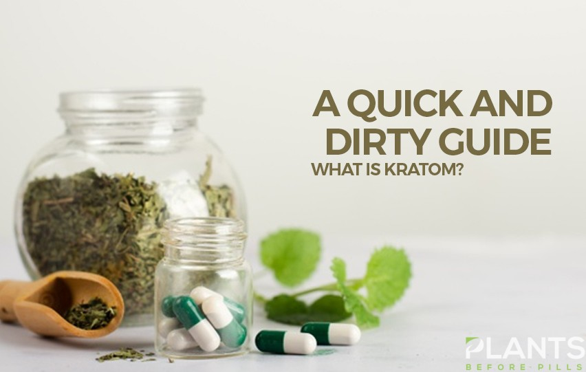 what is kratom - guide