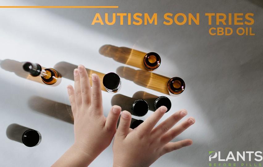 Autism CBD Oil
