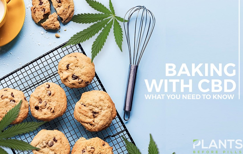 Baking with CBD: What You Need to Know