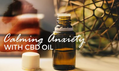 Calming Anxiety with CBD