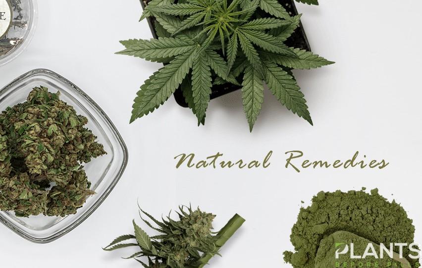Natural Remedies CBD